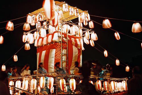 Японские праздники и фестивали
